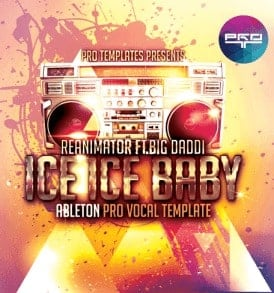 Ice-Ice-Baby-Ableton-Pro-Template