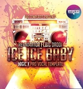 Ice-Ice-Baby-Logic-X-Pro-Template