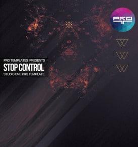 Stop-Control-Studio-One-Pro-Template