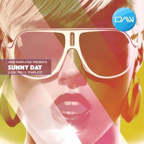 Sunny-Day-Logic-Pro-X-Template