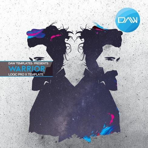 Warrior-Logic-Pro-X-Template