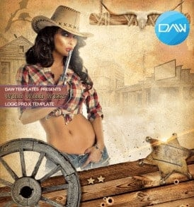 Wild-Wild-West-Logic-Pro-X-Template
