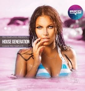 House-Generation-Cubase-Pro-Template