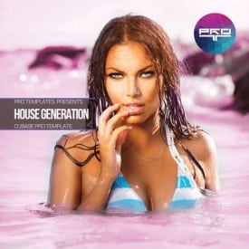 House-Generation-Cubase-Pro-Template