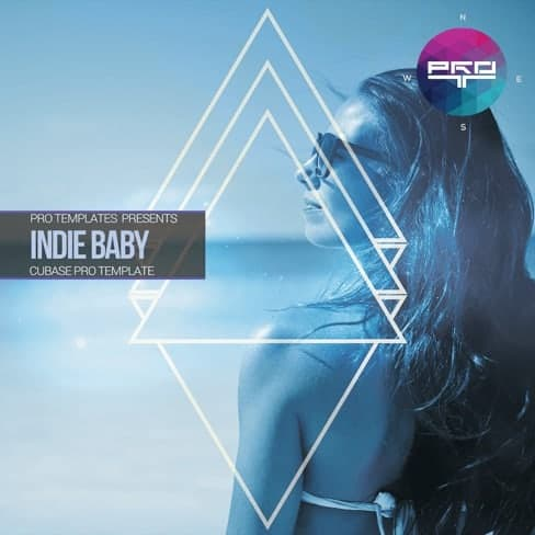 Indie-Baby-Cubase-Pro-Template