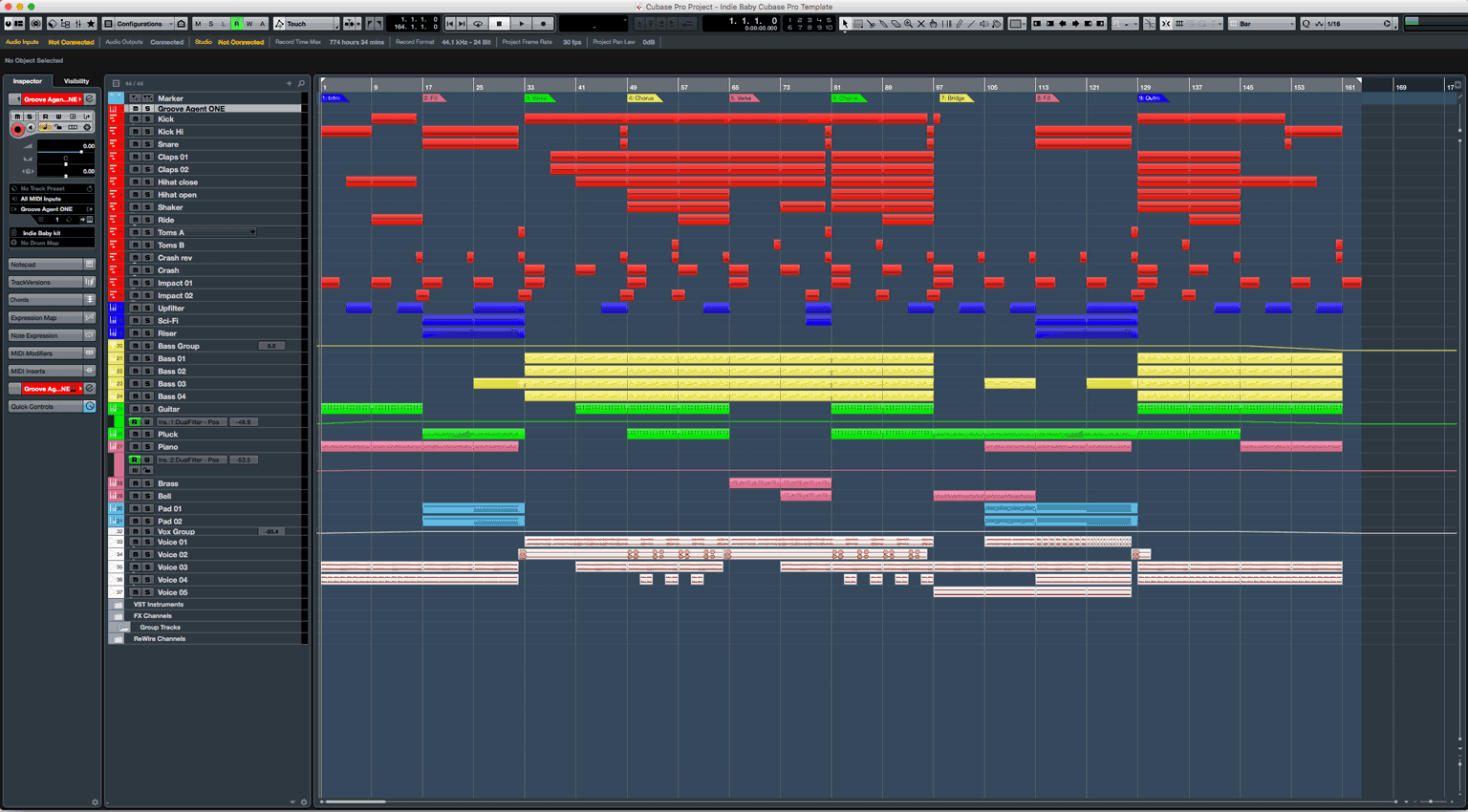 Indie-Baby-Cubase-Pro-Template1