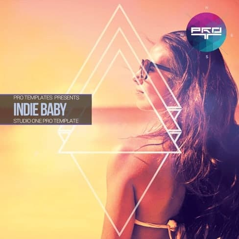 Indie-Baby-Studio-One-Pro-Template