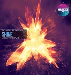 Shine-Logic-X-Pro-Template