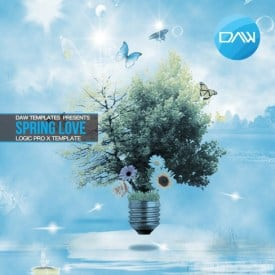 Spring-love-Logic-Pro-X-Template