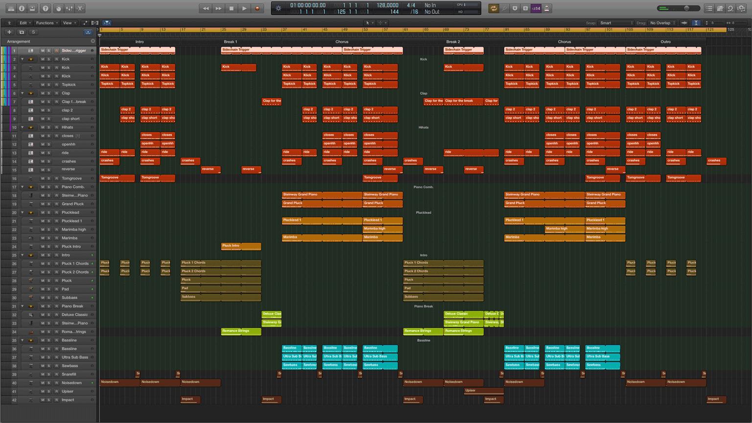 Spring-love-Logic-Pro-X-Template1