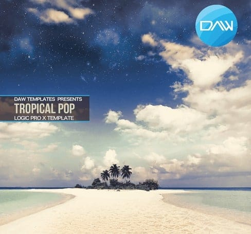 Tropical-pop-Logic-Pro-X-Template