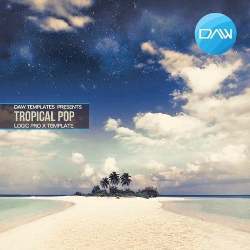 Tropical-pop-Logic-Pro-X-Template