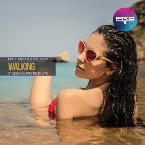 Walking-Studio-One-Pro-Template