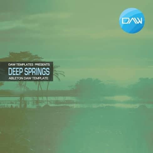 Deep-Springs-Ableton-DAW-Template