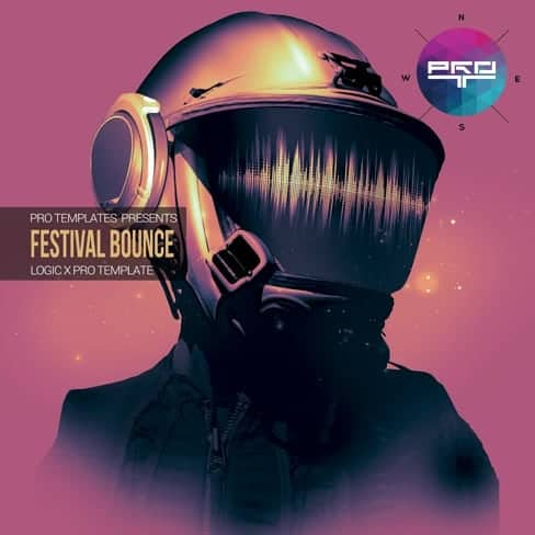 Festival-Bounce-Logic-X-Pro-Template