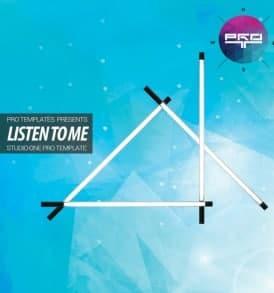 Listen-To-Me-Studio-One-Pro-Template