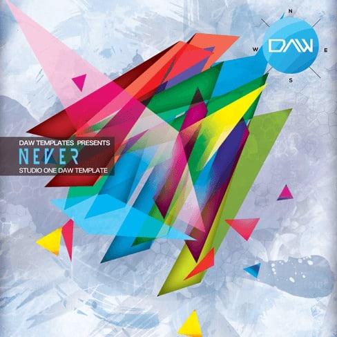 Never-Studio-One-DAW-Template