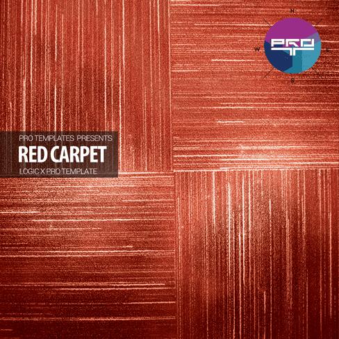 Red-Carpet-Logic-X-Pro-Template