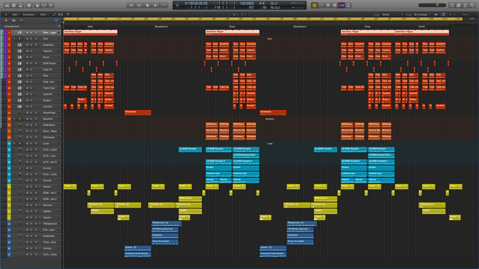 Be-Wild-Logic-Pro-X-Template1