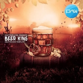 Beer-King-Ableton-DAW-Template