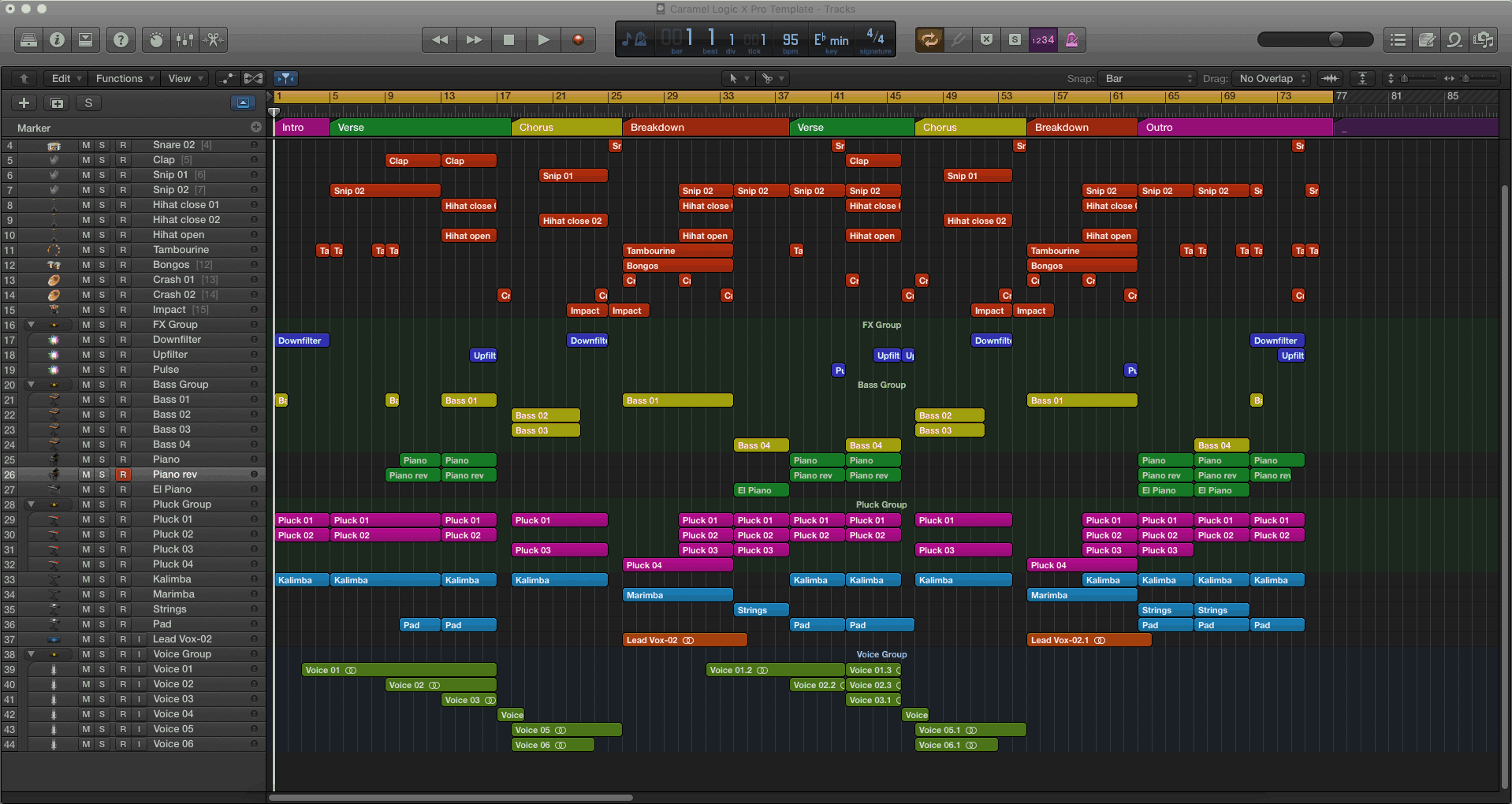 Logic pro x nexus | | Crack All!