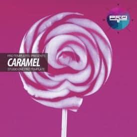 Caramel-Studio-One-Pro-Template