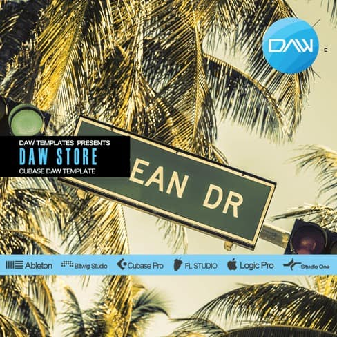 DAW-Store-Cubase-DAW-Template