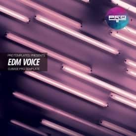 EDM-Voice-Cubase-Pro-Template