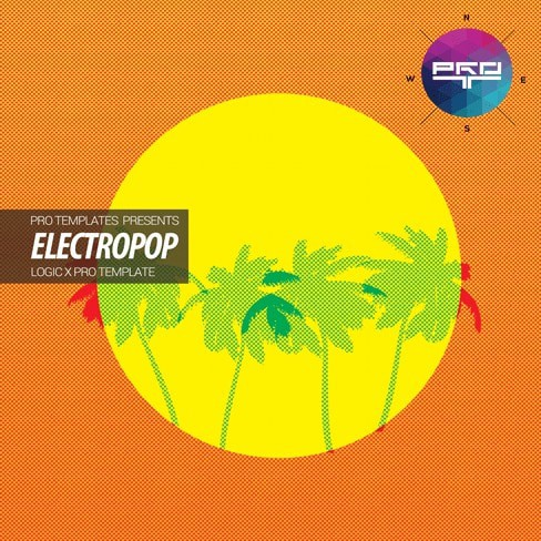 Electropop-Logic-X-Pro-Template