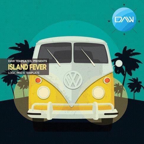 Island-Fever-Logic-Pro-X-Template