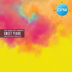 Sweet-Piano-Ableton-Template
