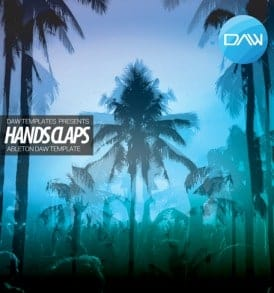 Hands-Claps-Ableton-DAW-Template