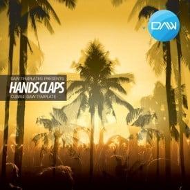 Hands-Claps-Cubase-DAW-Template