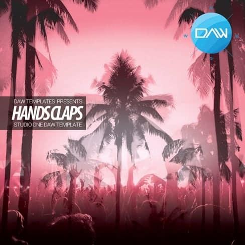 Hands-Claps-Studio-One-DAW-Template