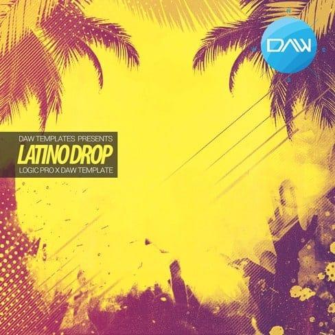 Latino-Drop-Logic-Pro-X-DAW-Template