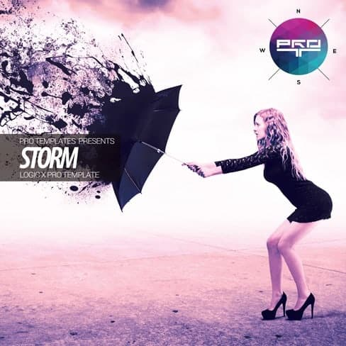 Storm-Logic-X-Pro-Template
