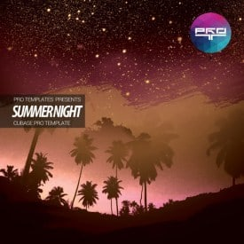 SummerNight-Cubase-Pro-Template