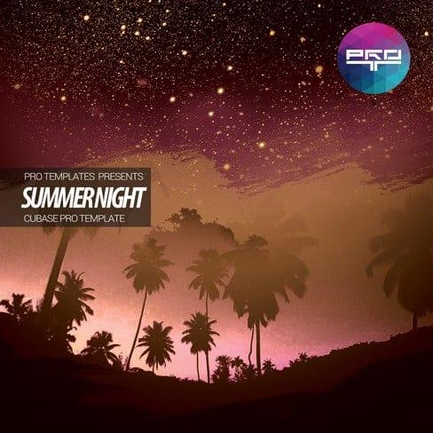 SummerNight-Cubase-Pro-Template