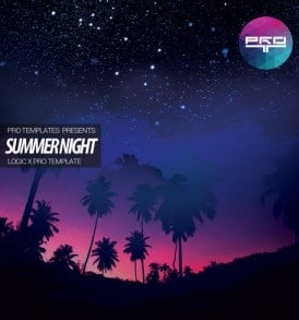SummerNight-Logic-X-Pro-Template