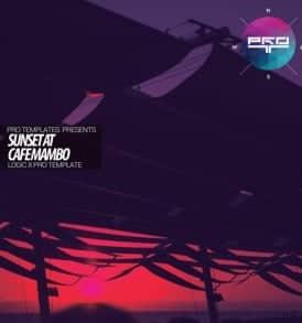 Sunset-at-Cafe-Mambo-Logic-X-Pro-Template