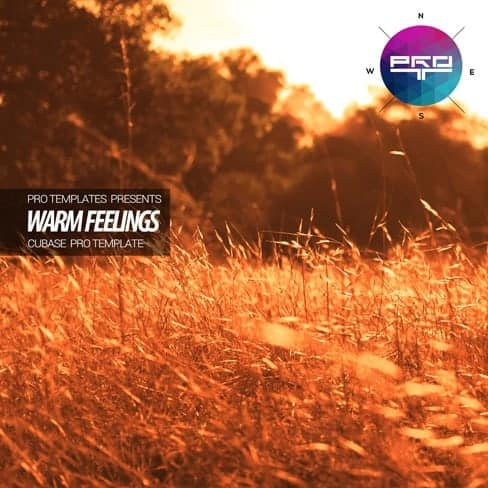 Warm-Feelings-Cubase-Pro-Template