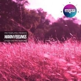 Warm-Feelings-Studio-One-Pro-Template