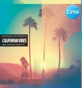 California-Vibes-Ableton-DAW-Template