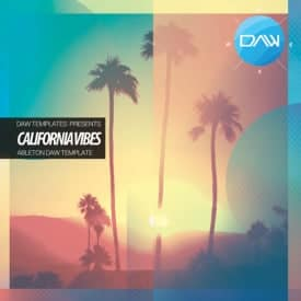 California-Vibes-Ableton-DAW-Template
