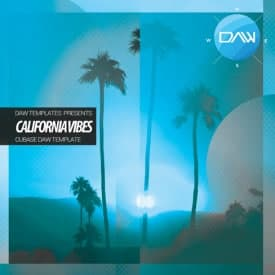 California-Vibes-Cubase-DAW-Template
