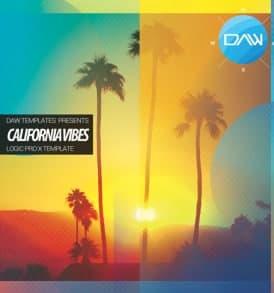 California-Vibes-Logic-Pro-X-Template