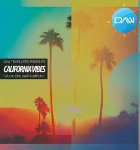 California-Vibes-Studio-One-DAW-Template