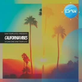 California-Vibes-Studio-One-DAW-Template