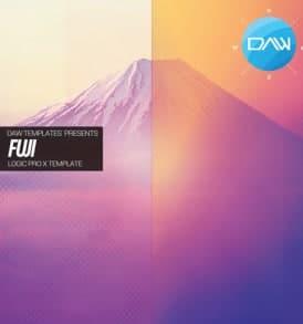 Fuji-Logic-Pro-X-Template