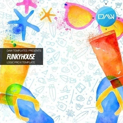 Funky-House-Logic-Pro-X-Template